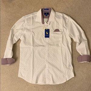 Stockholm Sven button down shirt
